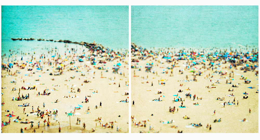 -- Coney Island Beach --