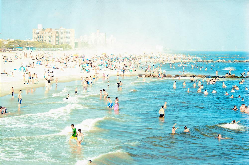-- Coney Island Peeps Dips --