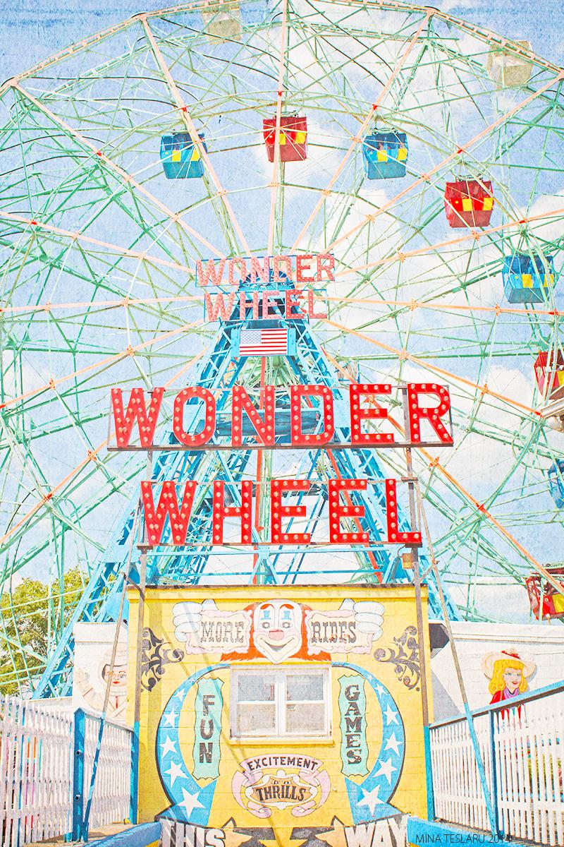 -- Wonder Wheel --