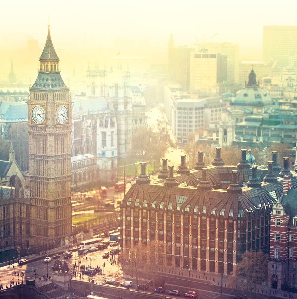 -- London Town --