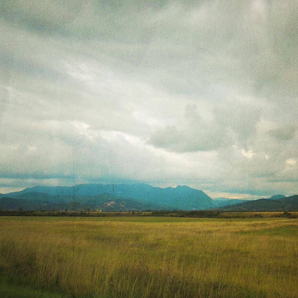 -- Mountain Range, Transylvania --
