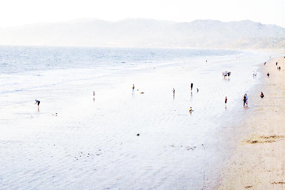 -- Santa Monica, LA --