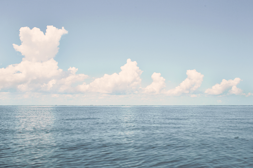 -- Ocean Mirror --
