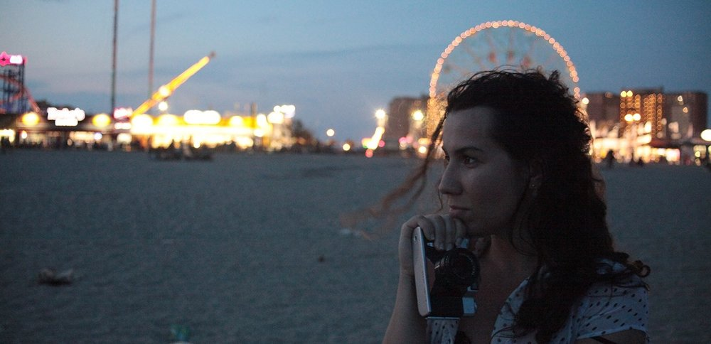 Coney Island, Brooklyn - August, 2014