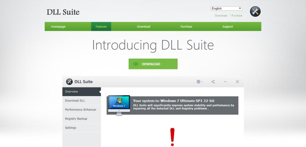 missing dll files windows 7 32bit