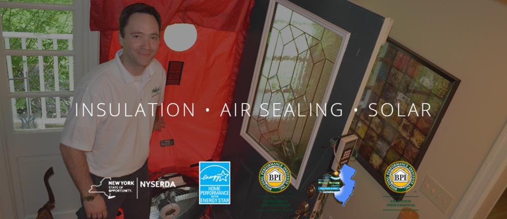 Insulation Air sealing solar.png