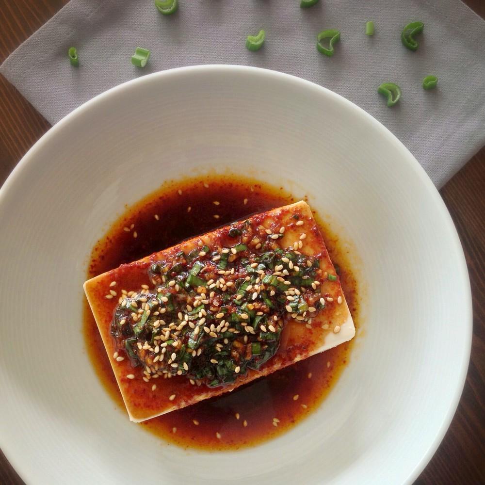 Tofu sauce yangnyeomjang
