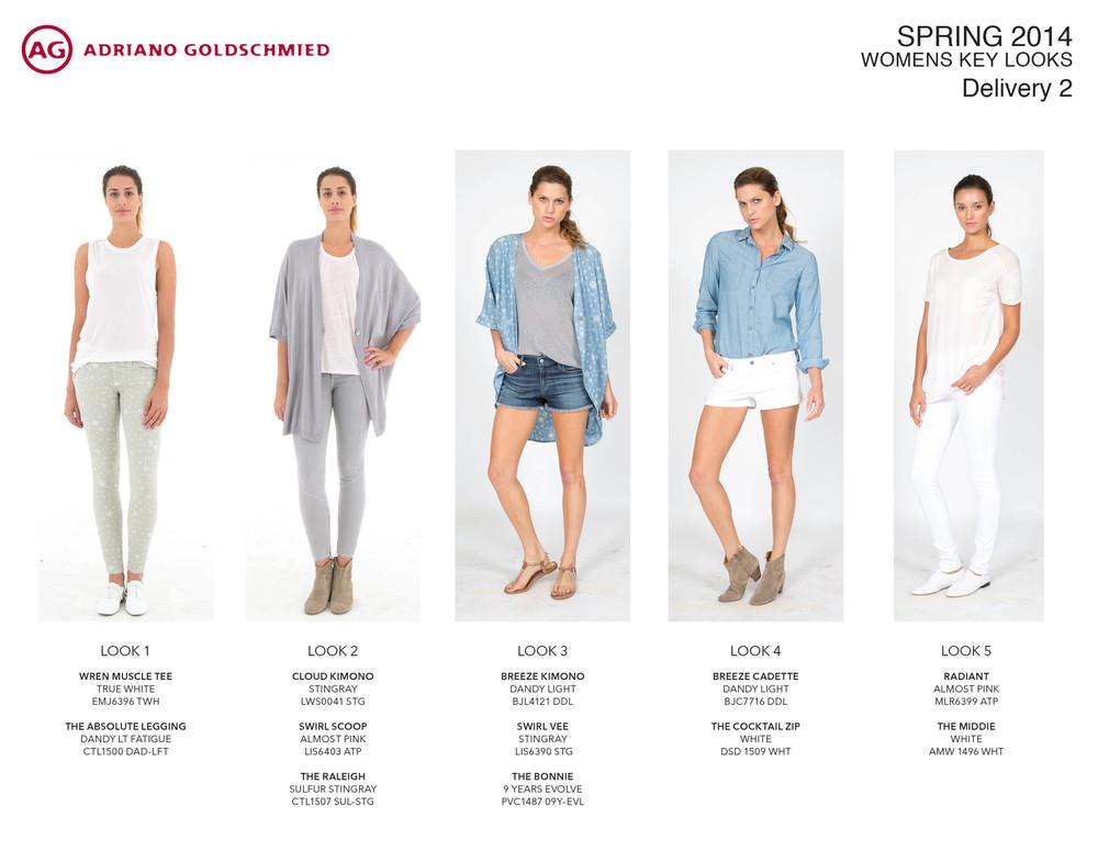 Line In Fashion Design : Line sheet — kelsey van patten