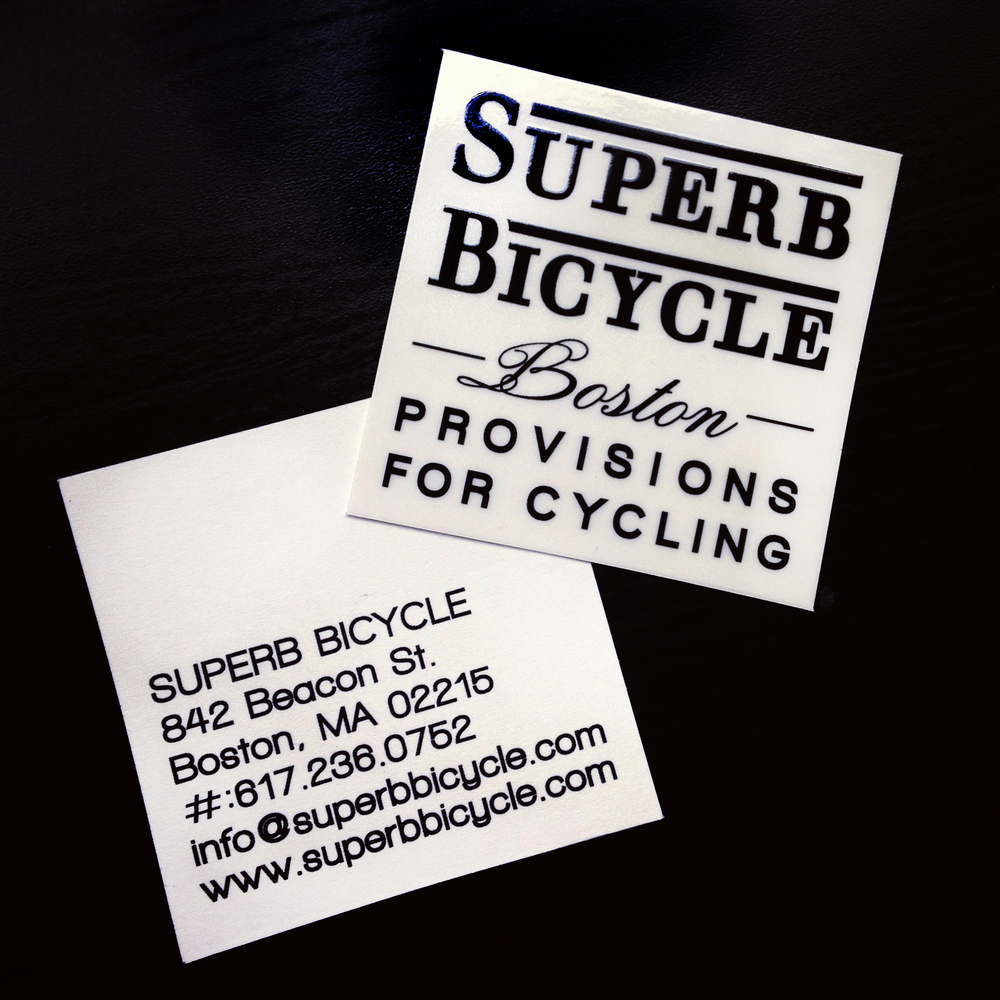 Superb Bicycle — WEI