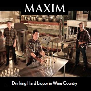 Hanson of Sonoma Maxim Magazine