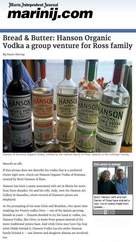 Hanson of Sonoma Marin ij