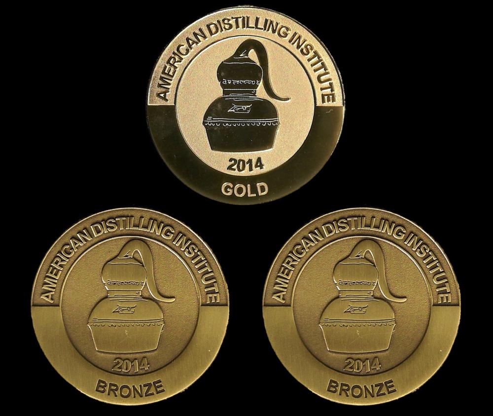 Hanson of Sonoma ADI Medals
