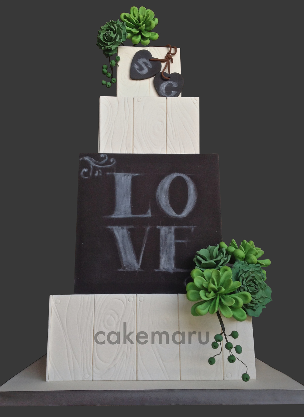 Wood Grain Chalkboard Cake.jpg