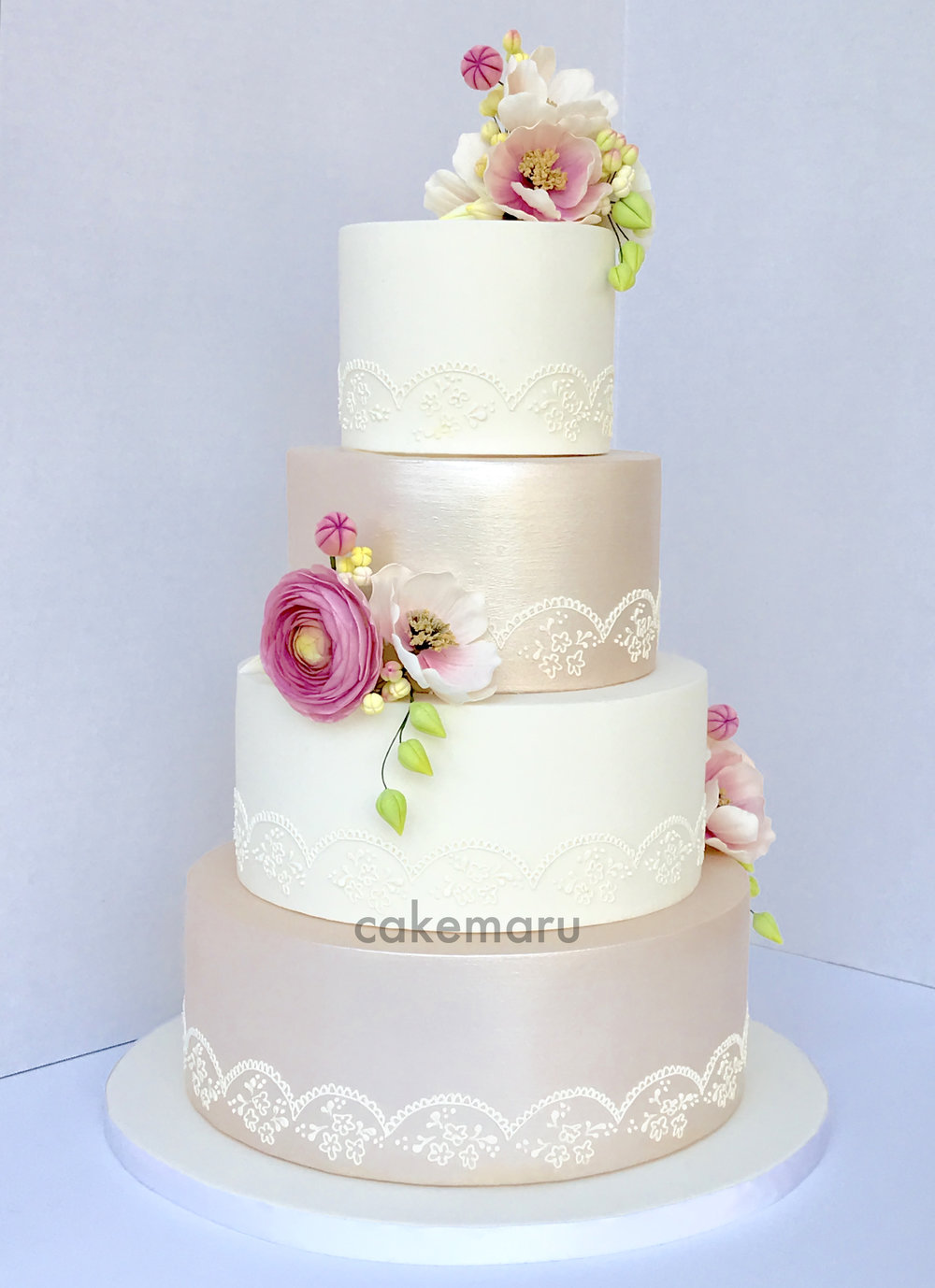 Shiny Pink and White Lace 1.jpg