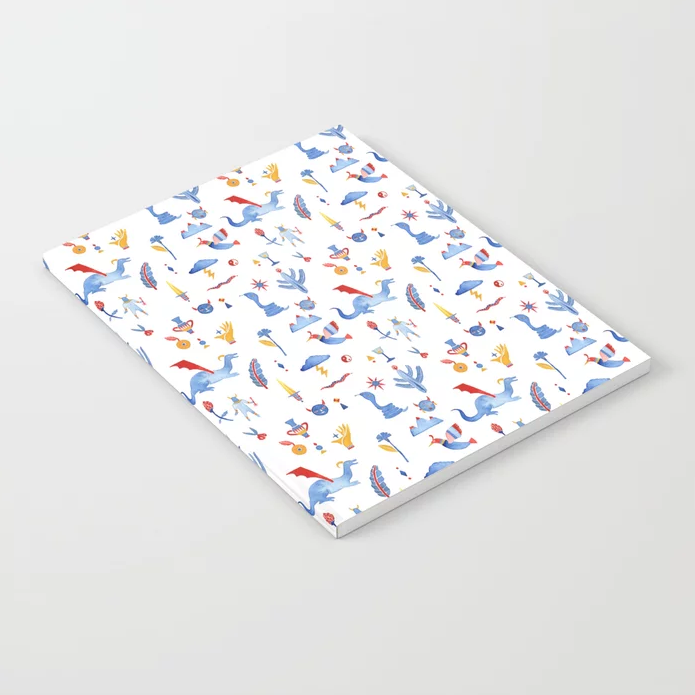 Mystic Messages Notebook