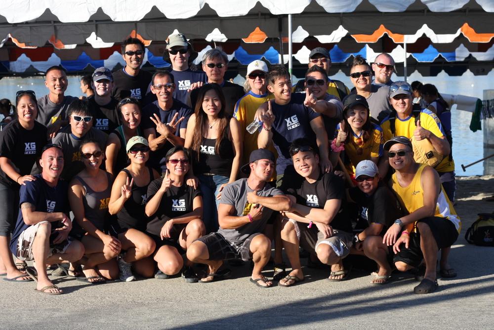 2012 X-Generals