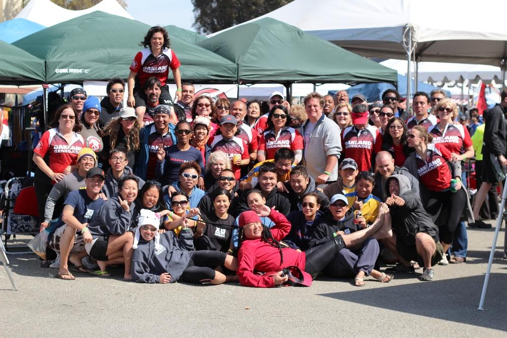 2012 X-Generals & Oakland Renegades