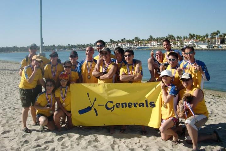 2011 X-Generals
