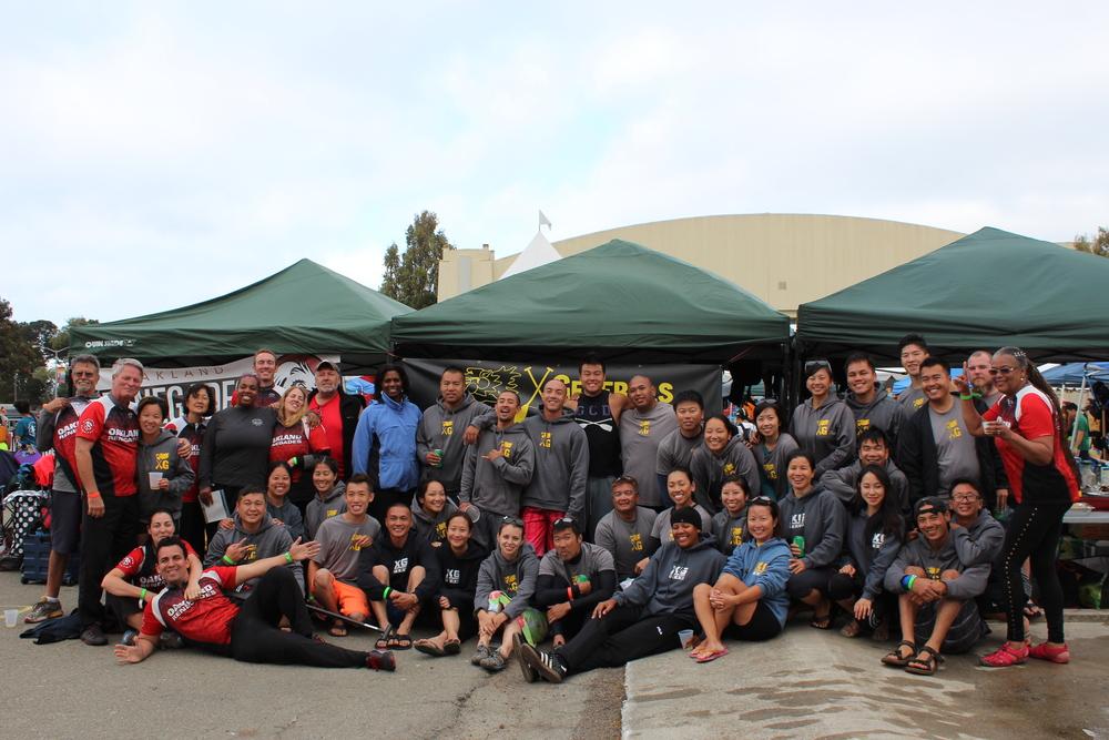 2014 X-Generals & Oakland Renegades