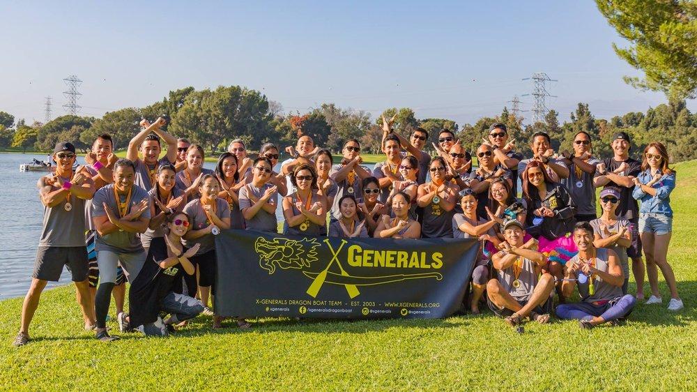 2016 X-Generals
