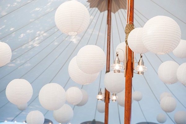azaleaevents.com wedding tent lanterns
