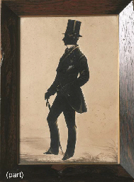 Top Hat Silhouette