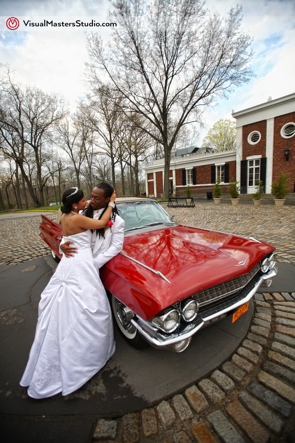 Bridal Session with Chevy Impala by VisualMasters