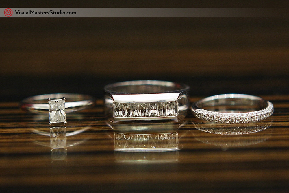 Wedding Rings by VisualMasters