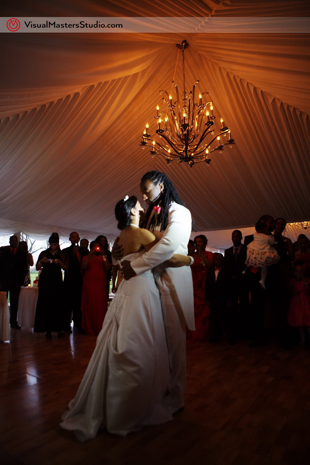 Dancing for the first time at Pelham Bay & Split Rock Golf Course by VisualMasters