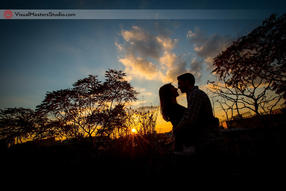 High Line Park Engagement by VisualMasters