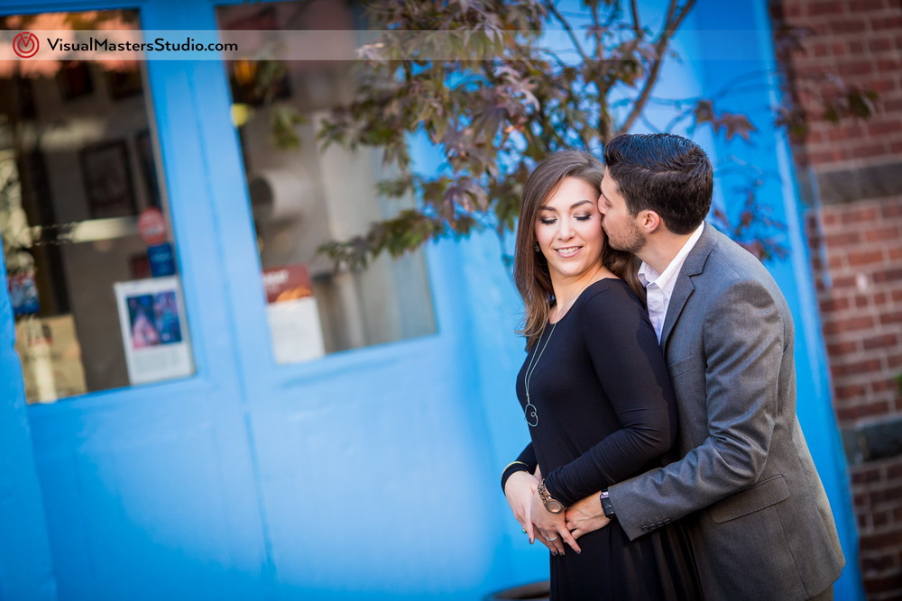 Meet Packing District Engagement Session by VisualMasters