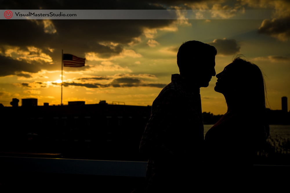 The High Line Park Engagement Session by Visual Masters