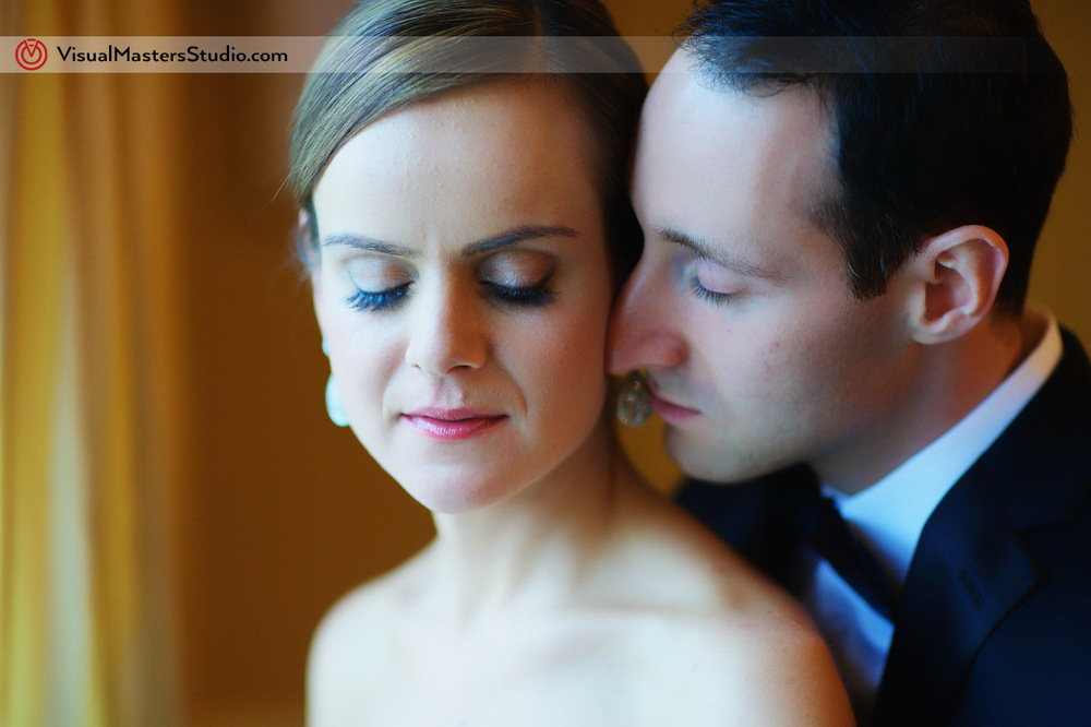 Bride and Groom Session at Stony Hill Inn by Visual Masters