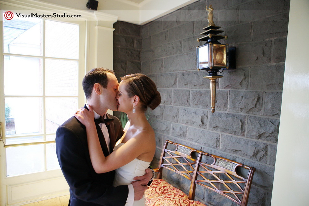 Bridal Photo Session at Stony Hill Inn by Visual Masters