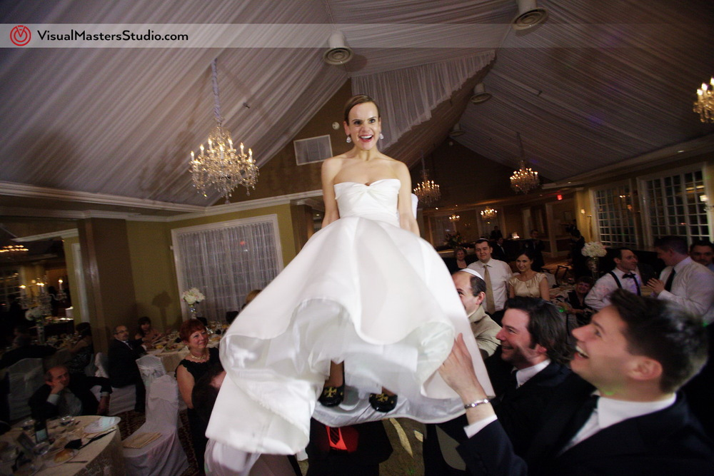The Hora at Stony Hill Inn by Visual Masters