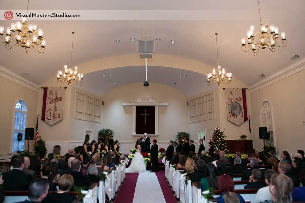 At The Grace Church Altar by Visual Masters