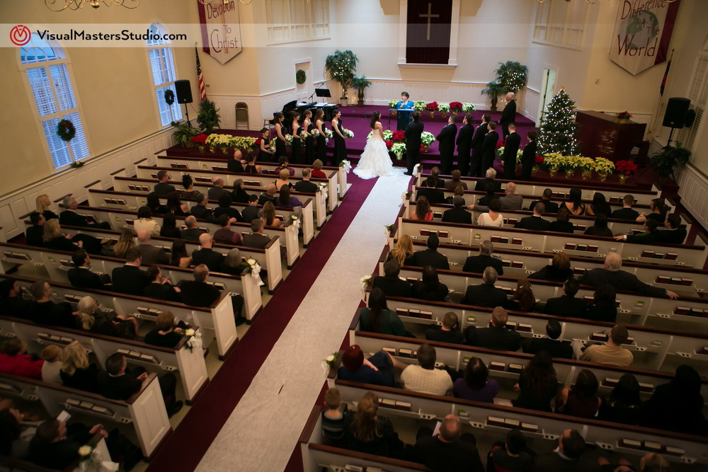 The Grace Church Ridgewood NJ by Visual Masters