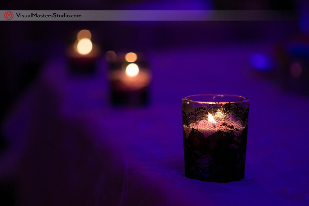 Candles at The Castle at Skylands Manor by Visual Masters