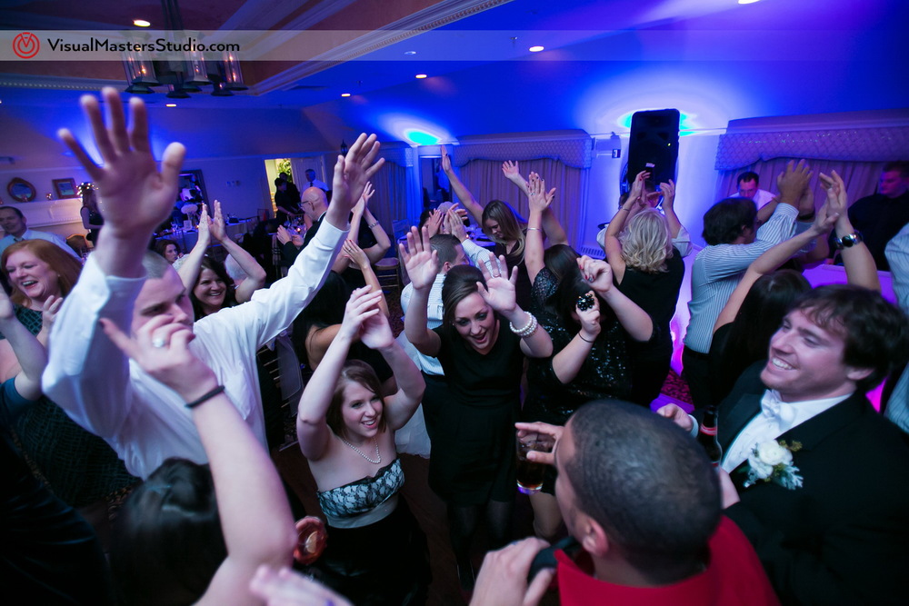 Put your hands up in the air at The Castle at Skylands Manor by Visual Masters