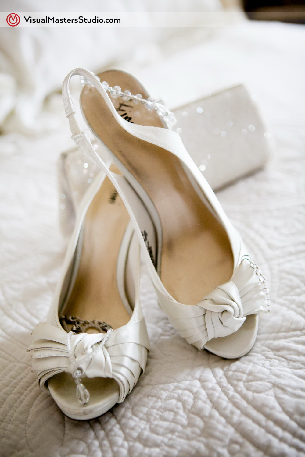 Wedding Shoes by Visual Masters