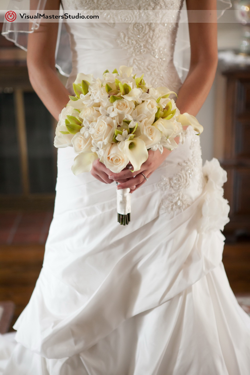 Wedding Flowers by Visual Masters