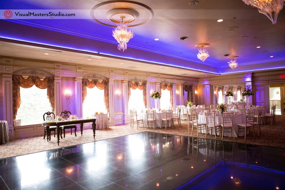 Ballroom at IL Tulipano by Visual Masters