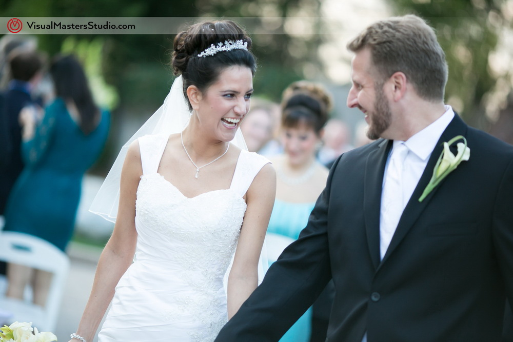 Merried Couple  at IL Tulipano by Visual Masters