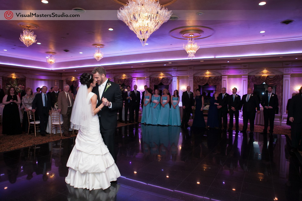 First Dance at IL Tulipano by Visual Masters