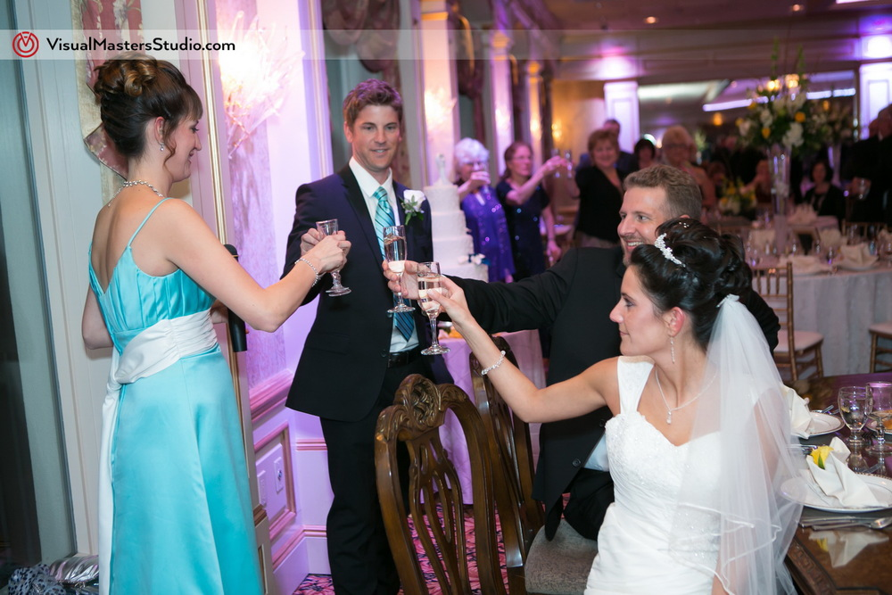 Speeches at IL Tulipano by Visual Masters