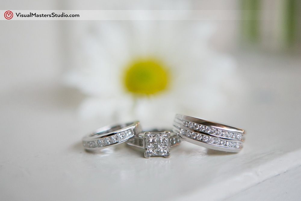 Elegant Wedding Bands by Visual Masres