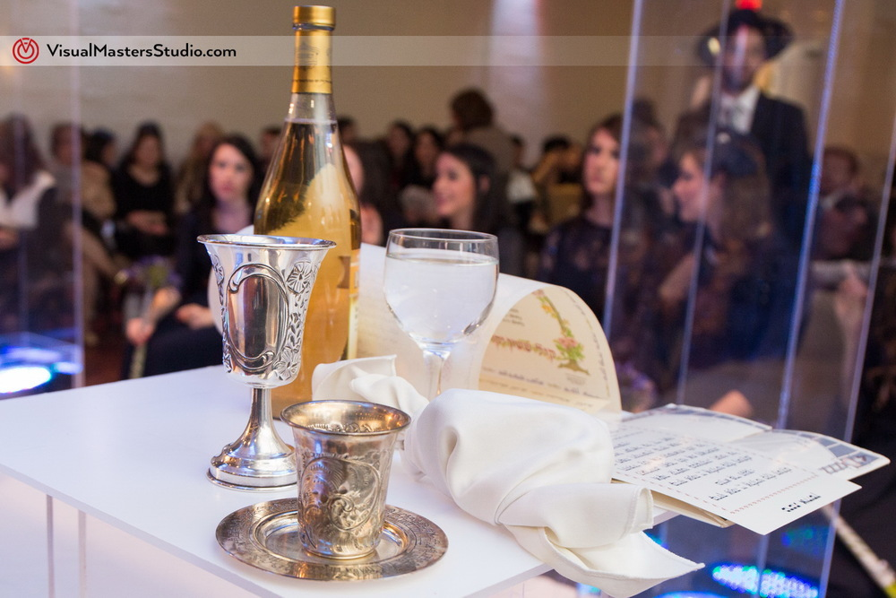 Kiddush Cups at The Wilshire Grand by Visual Masters