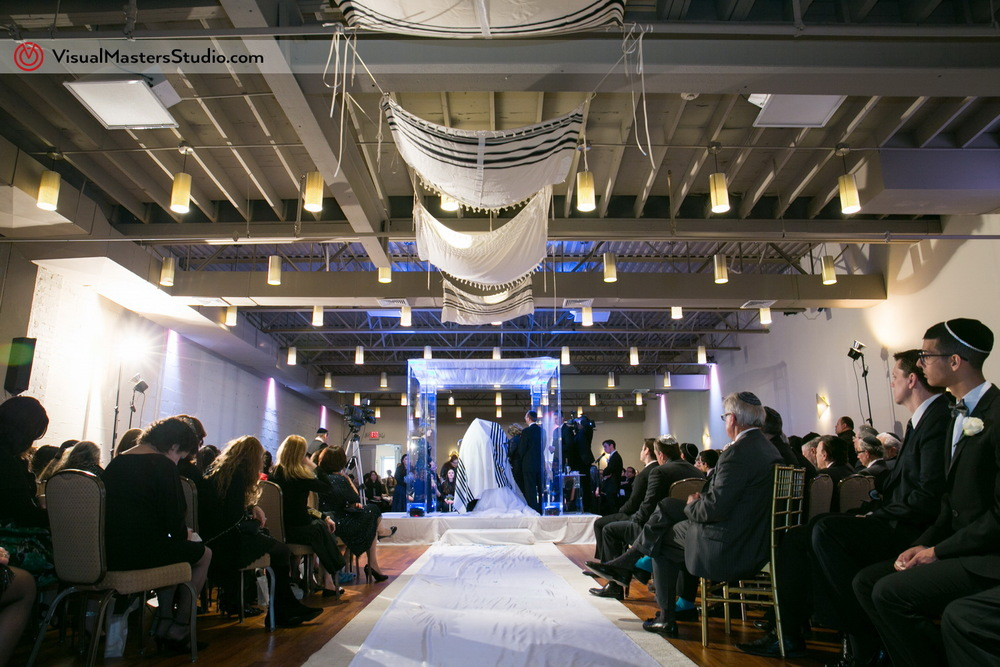 The Huppah at The Wilshire Grand by Visual Masters