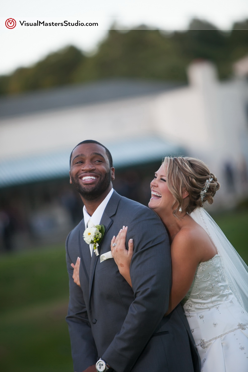 Wedding at Preakness Hills Country Club by Visual Masters