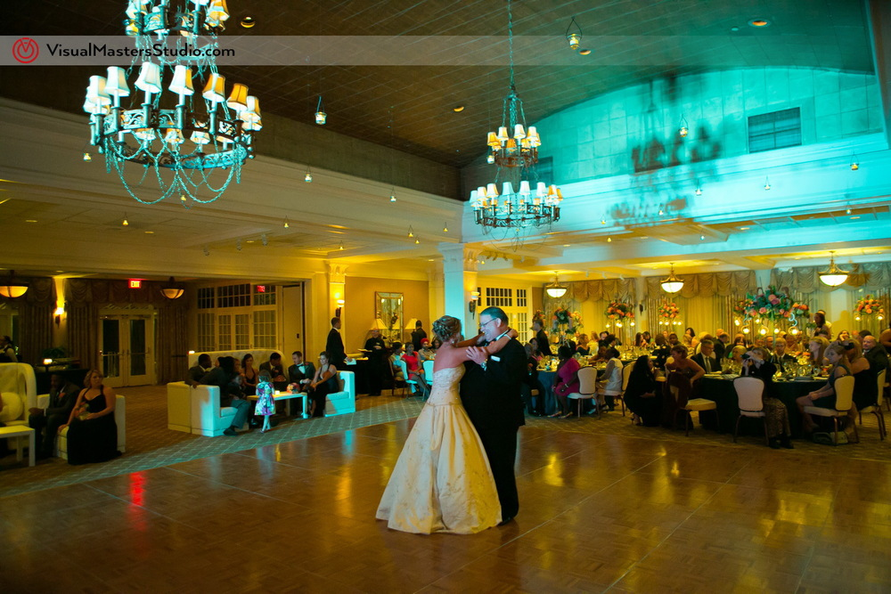 Father Bride Dance at Preakness Hills Country Club by Visual Masters
